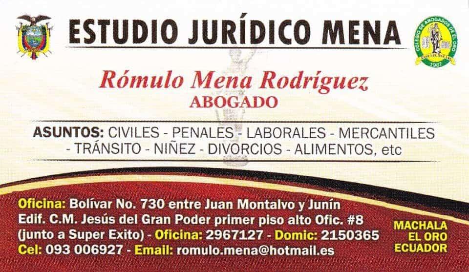Abogado en Ecuador