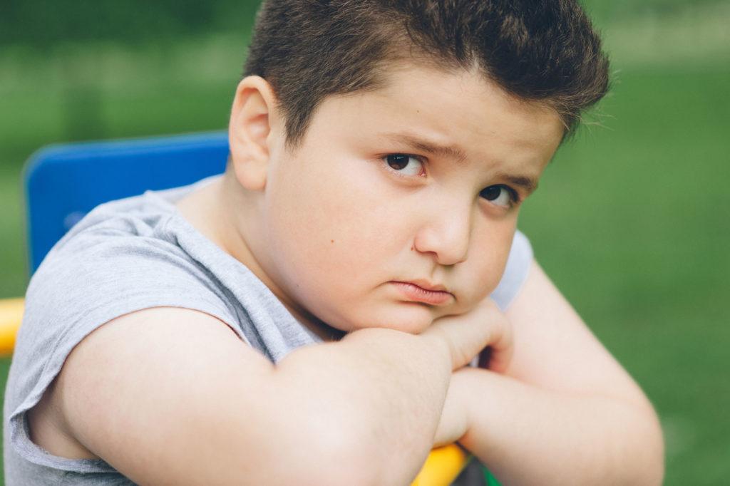 Conseguenze dell'obesità infantile