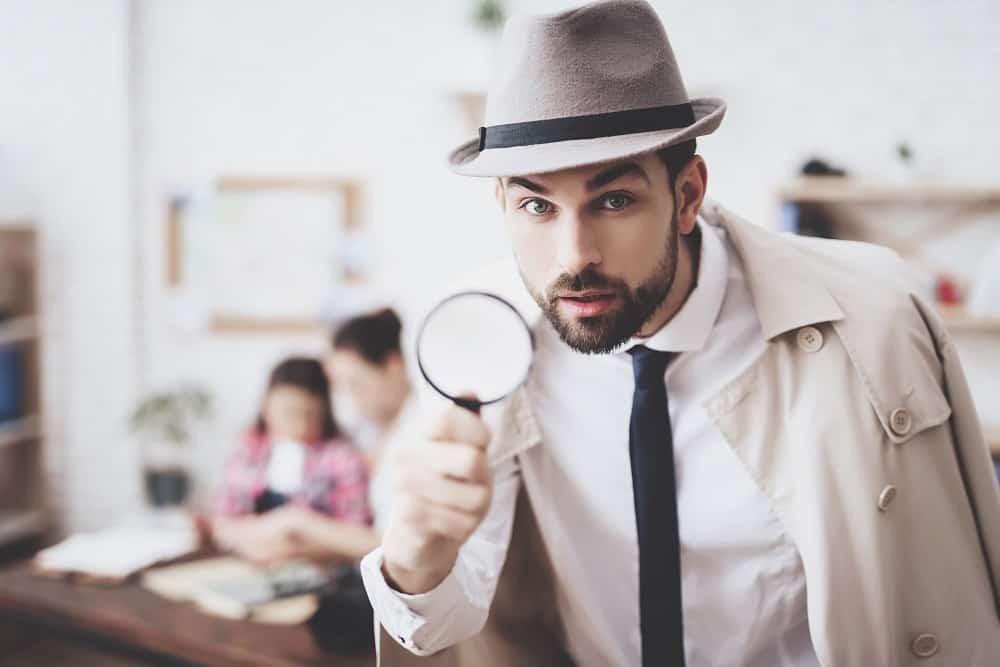 Cosa fa l'investigatore?