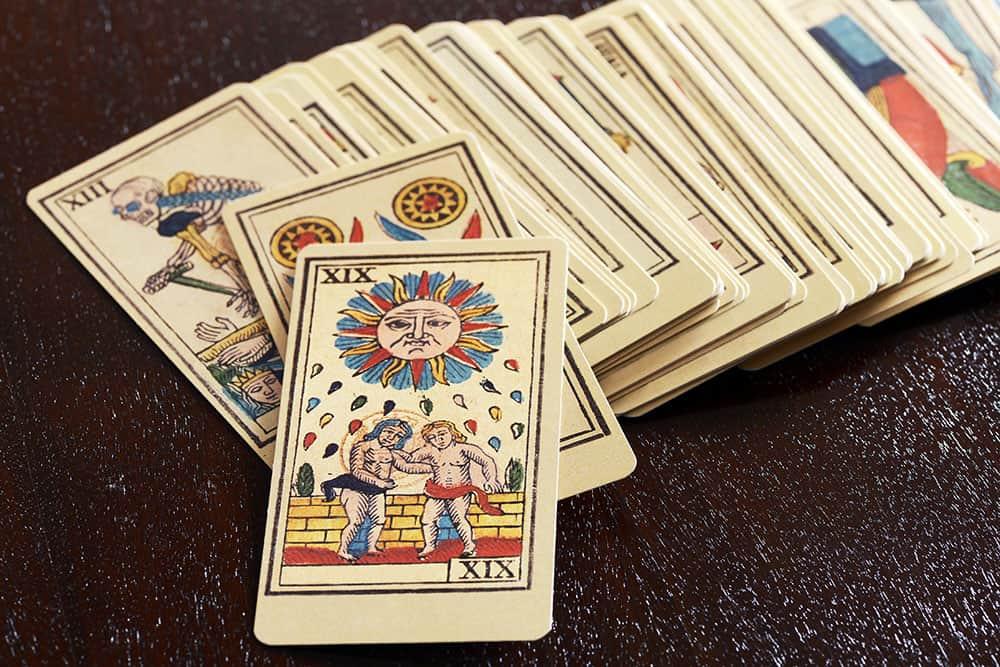 Vantaggi della lettura delle carte dei tarocchi